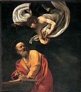 Caravaggio Photo Posters - Merisi Michelangelo Known Poster by Everett