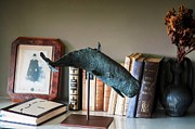 Featured Sculptures - Moby Dick and captain Ahab.  by Morla Morlaesculturas