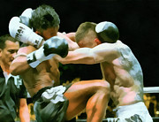 Muay Thai Arts Of Fighting Print by Rames Ratyantarakor