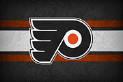 Flyers Photo Prints - Philadelphia Flyers Print by Joe Hamilton