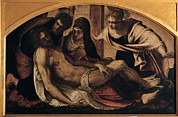 Drapery Prints - Robusti Jacopo Known As Tintoretto Print by Everett