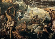 Harvest Art Prints - Robusti Jacopo Known As Tintoretto, The Print by Everett