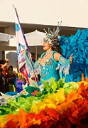 Event Photo Prints - Samba Carnival Joy Print by Lusoimages  