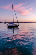 Whalen Photography Photos - San Diego Bay Sunset Series by Josh Whalen