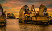 Dawn OConnor - Thames Barrier