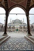 Luciano Mortula - The Blue Mosque -...