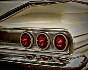 Ron Roberts Photography Greeting Cards Prints - 60 Chevy Print by Ron Roberts