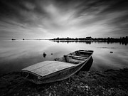 Landscape Photos - 60 Seconds On Lake by Davorin Mance
