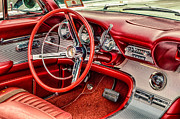 Jerry Fornarotto - 62 Thunderbird Interior