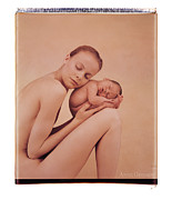 Woman Art - Untitled by Anne Geddes