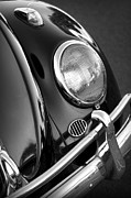 Original Vw Beetle Posters - 65 VW Beetle Poster by Gordon Dean II