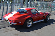 Bill Dutting - 66 Vette Coupe