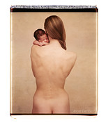 Nude Women Framed Prints - Untitled Framed Print by Anne Geddes