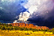 Mark Smith Prints - Capitol Reef National Park Print by Mark Smith