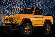 Chas Sinklier - 69 Ford Bronco 4x4...
