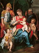 Saint Joseph Prints - Italy, Emilia Romagna, Parma, National Print by Everett