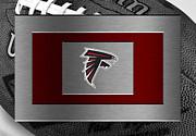 Atlanta Falcons Print by Joe Hamilton