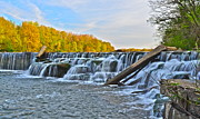 Falling Water Creek Prints - Berea Falls Print by Robert Harmon