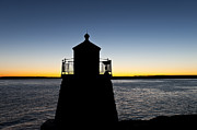 Castle Hill Lighthouse Print by John Greim