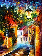 Leonid Afremov - Evening