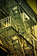 Newyorkcitypics Bring your memories home - Fire Escape