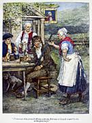 Irving: Rip Van Winkle Print by Granger