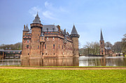 Castle Photos - Kasteel de Haar by Joana Kruse