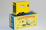 Gunter Nezhoda - matchbox 1-75