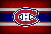 Skate Photos - Montreal Canadiens by Joe Hamilton