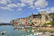 Harbour Framed Prints - Porto Venere Framed Print by Joana Kruse
