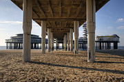 The Hague Prints - Scheveningen Print by Joana Kruse