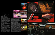 8 Track Player Posters - 70 Mustang Options Poster by Digital Repro Depot