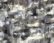Neutral Colors Originals - Abstract by Lee Ann Asch