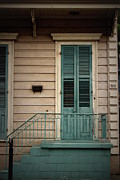 French Doors Framed Prints - 728 - French Quarter Framed Print by Beth Vincent