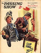 Cup Drawings - 1930s,uk,the Passing Show,magazine Cover by The Advertising Archives