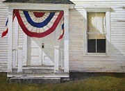 7th Of July Print by Stephen Hodecker