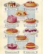 1920 Framed Prints - 1920s Uk Food Magazine Plate Framed Print by The Advertising Archives