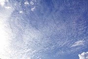 Sky Photos - Clouds by Les Cunliffe