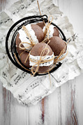 Natural Objects Prints - Easter eggs Print by Kati Molin