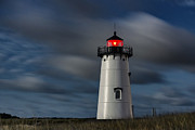 Risk Security Prints - Edgartown Lighthouse Print by John Greim