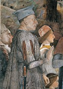 35-39 Years Prints - Mantegna Andrea, Decoration Print by Everett