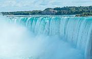 Niagara Falls Print by Marek Poplawski