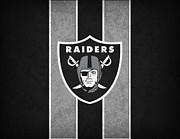 Oakland Raiders Print by Joe Hamilton