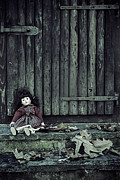Doll Photos - Old Doll by Joana Kruse