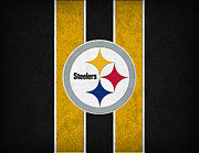 Pittsburgh Framed Prints - Pittsburgh Steelers Framed Print by Joe Hamilton