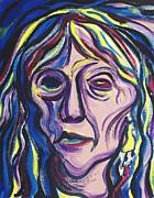 Suzanne  Marie Leclair - Self Portrait