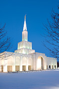 Laurent Lucuix - Toronto LDS Mormon Temple