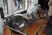 September 11 Wtc Digital Art Metal Prints - 9/11 Memorial Bike Metal Print by Rob Hans
