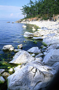 World Heritage Sites Prints - Baikal Print by Anonymous