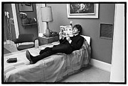 Ringo Starr Metal Prints - Beatles HELP Paul McCartney Metal Print by Emilio Lari